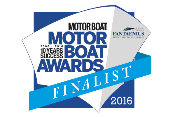 Paragon 31 from motor boat yachting paragon yachts for Motor boat awards 2017